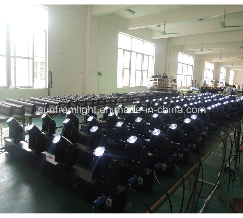 LED 4 Heads Beam RGBW LED Stage Lighting