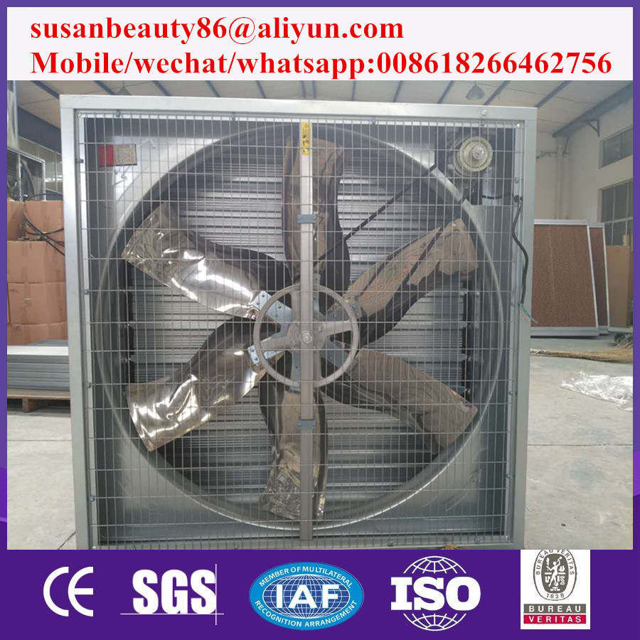 [Hot Item] Exhaust Vent Fans for Poultry Farms/Greenhouse/Livestock/Factory  Low Price