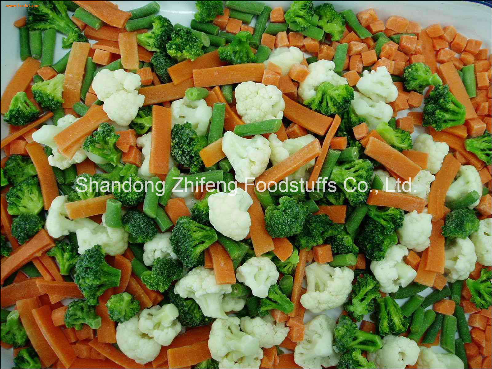 frozen vegetables china - HD1600×1200