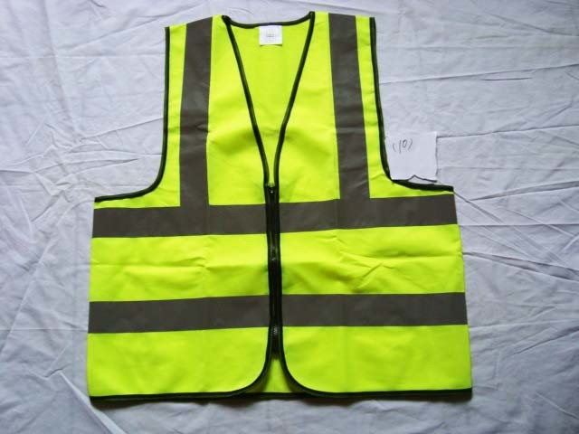 High Visibility Workwear Reflective Safety Vest with CE Cert pictures & photos