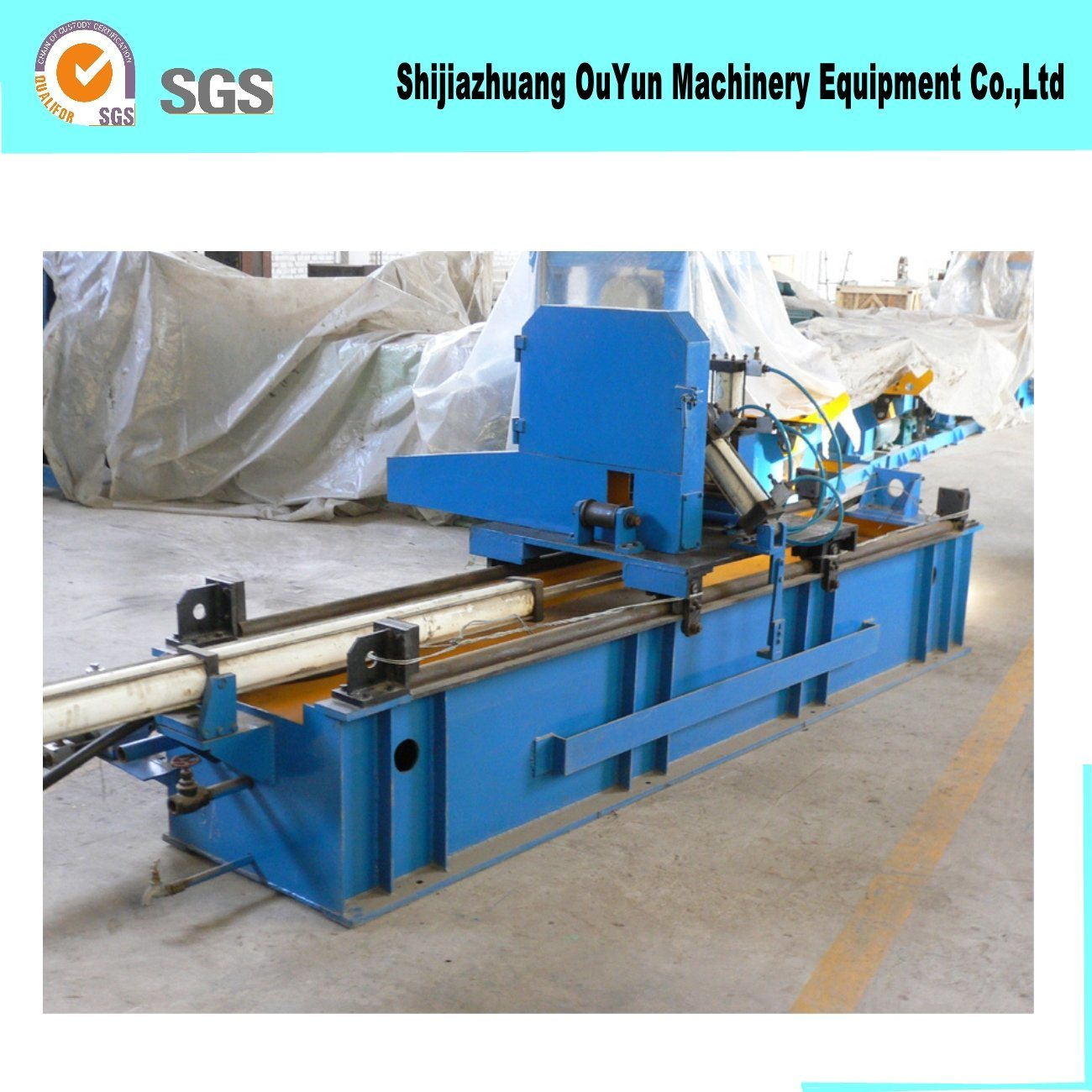 Flying Saw /Cutter of Pipe Mill Line/Welded for Cutting Pipe pictures & photos