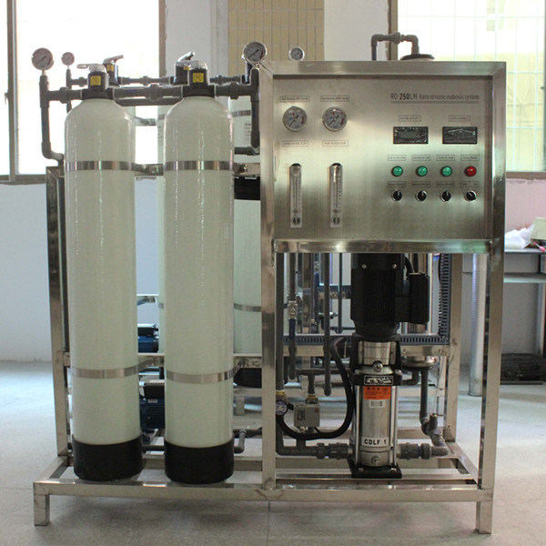 China Hot Sale 250lph Practical Home Water Purifier Machine Water Treatment  Machine - China Water Treatment Machine, Home Water Purifier Machine