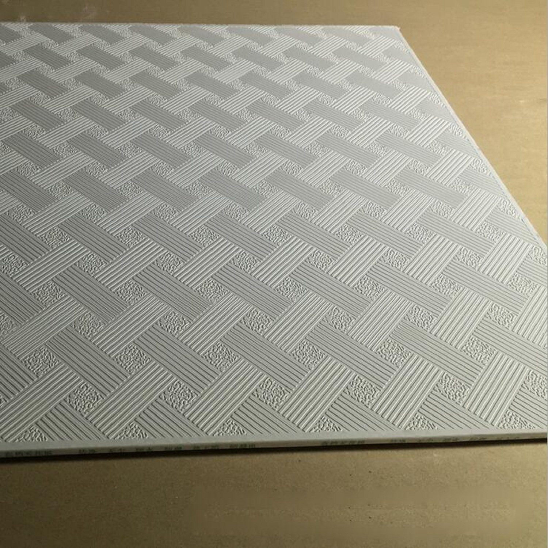 China suspende pvc laminated gypsum ceiling tiles photos pictures suspende pvc laminated gypsum ceiling tiles dailygadgetfo Images