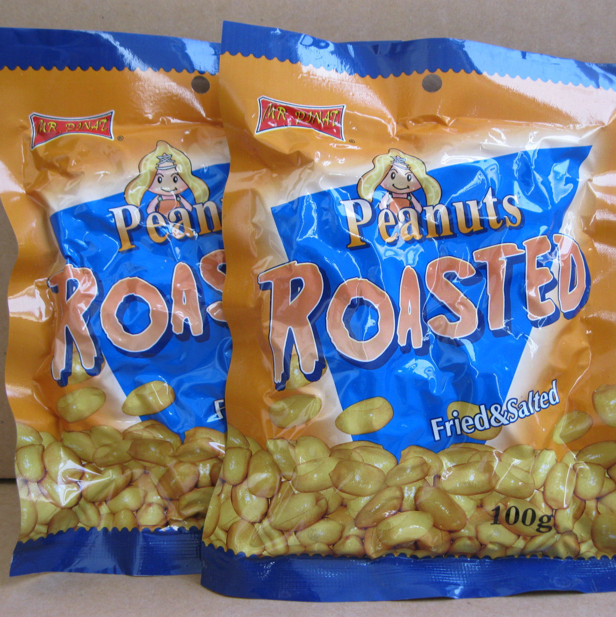 Hot Sale Fried Peanuts From Shandong Guanghua