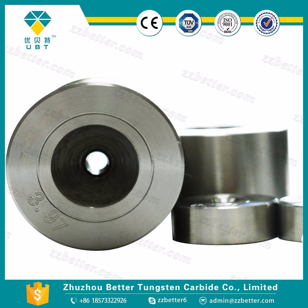 China Diamond Drawing Dies PCD Copper Wire Drawing Die - China ...