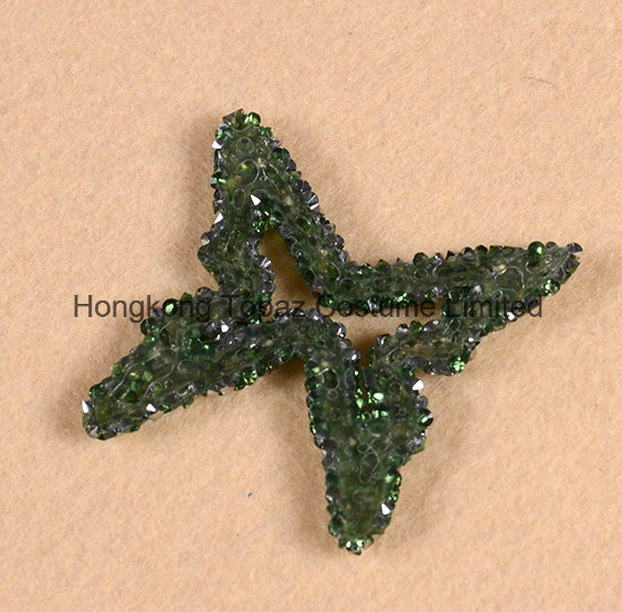Hongkong topaz top quality custom stickers butterfly hotfix pointback rhinestone stickers iron on letter patches hf butterfly