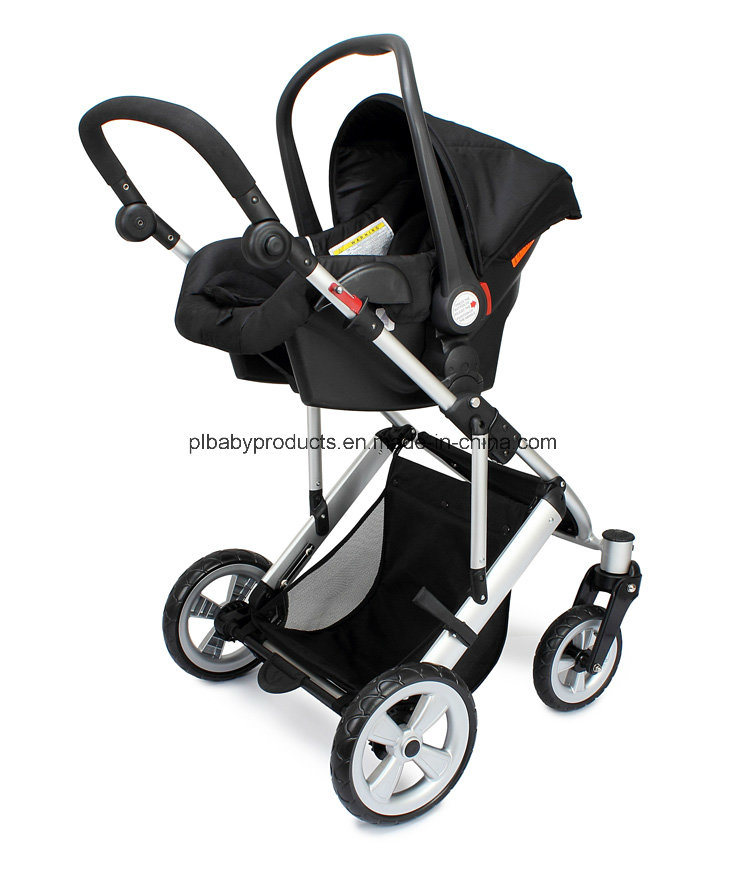 China Cheaper Baby Pram Kinder Wagen Agala Stroller With Car Seat