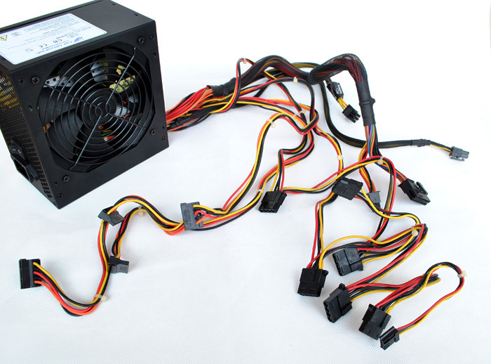 China Factory Directly Sell PSU 450W Power Supply for PC ATX 400W ...