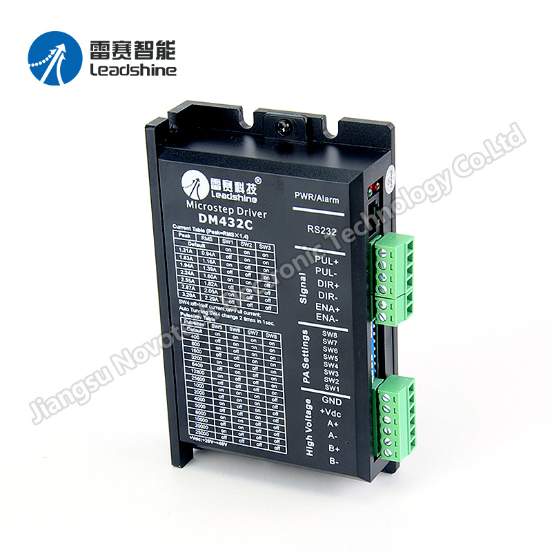 China Dm442 Leadshine Stepper Motor Driver Photos & Pictures