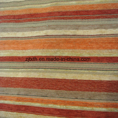 Strip Chenille Sofa Upholstery Fabric For Uphostery Get Latest Price
