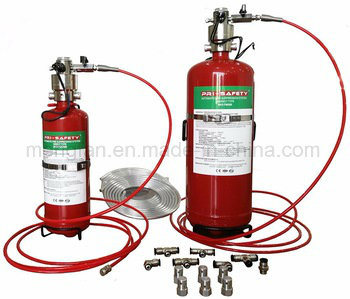 Pri Safety Kitchen Hood Fire Suppression Systems