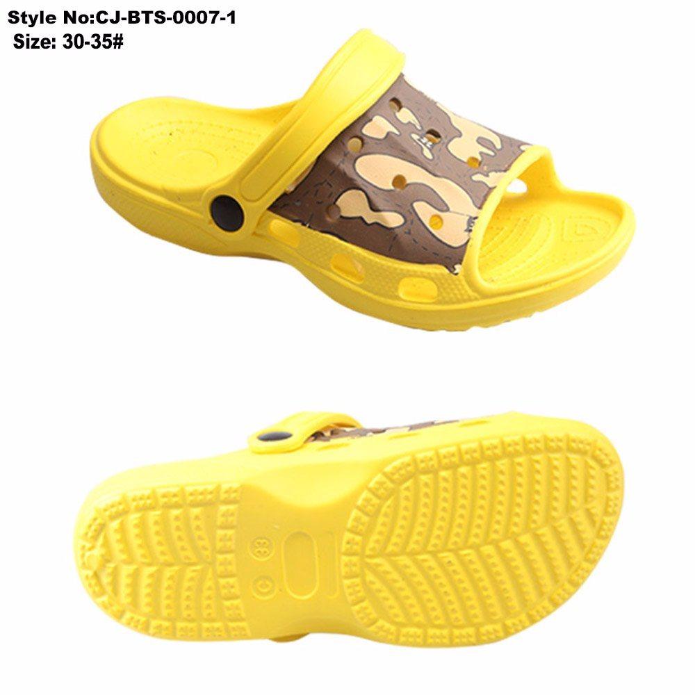 8a0335c1d664 China Kids Open Toe EVA Garden Clogs
