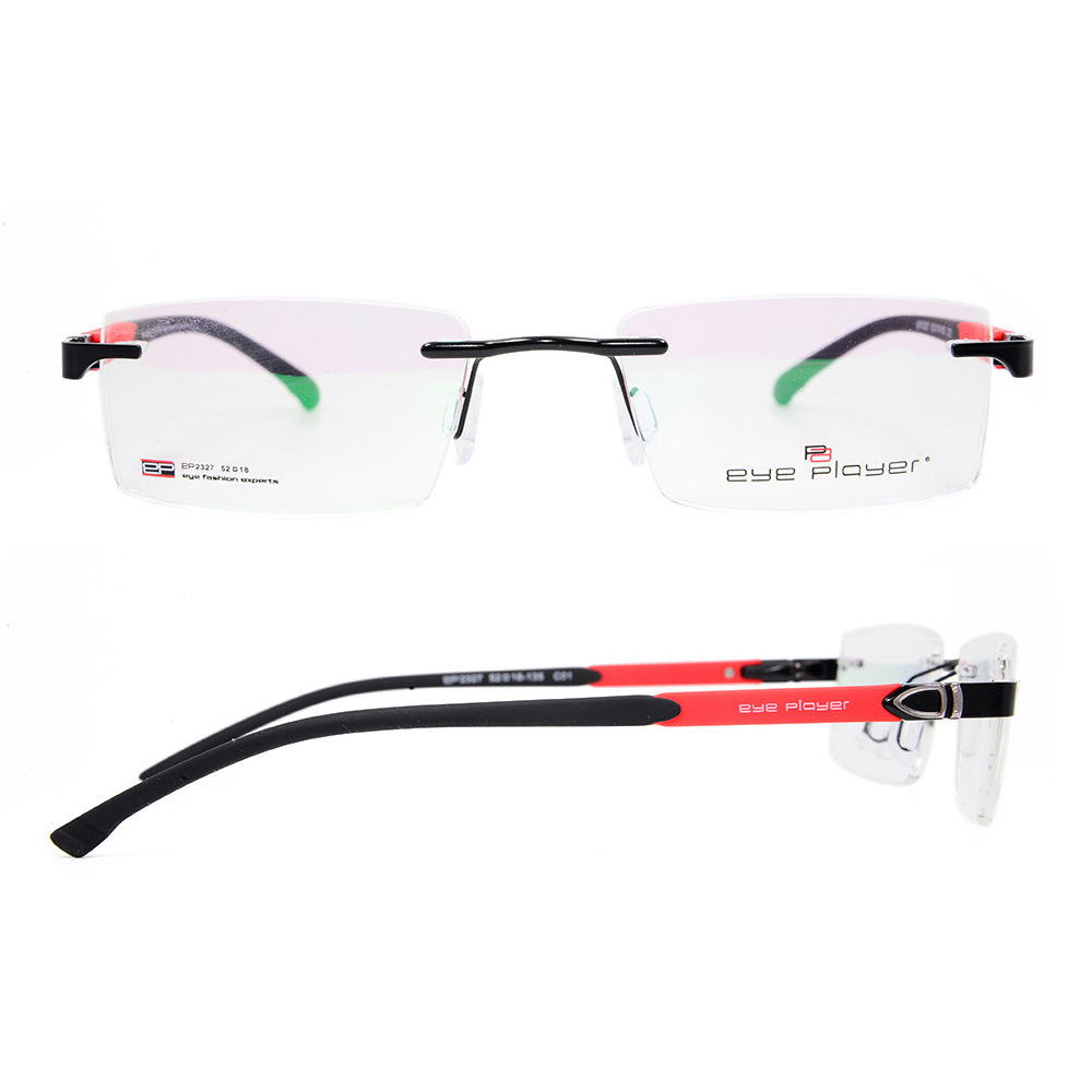 715336704d4 China Rimless Eyeglasses Frames
