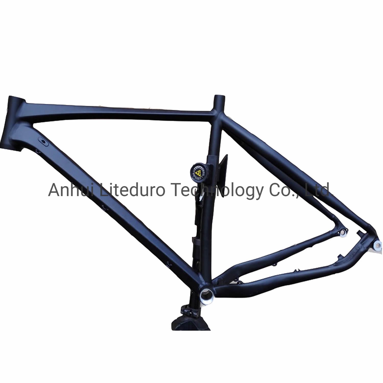 China 26er Aluminum Fat Bike Frame Lightweight Snow Bike