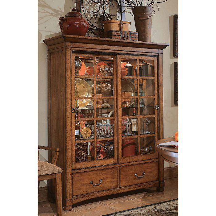 China Rustic Cabinet, Living Room
