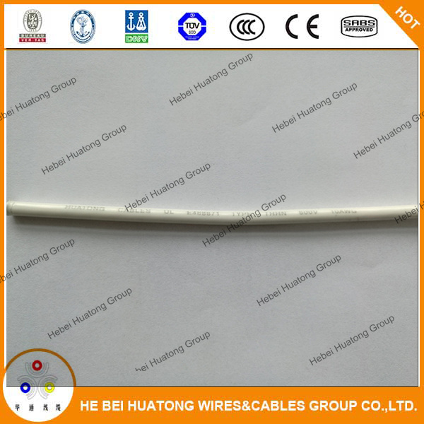 China PVC Insulated Electrical Wire Thw/Tw Electrical Wire AWG Size ...