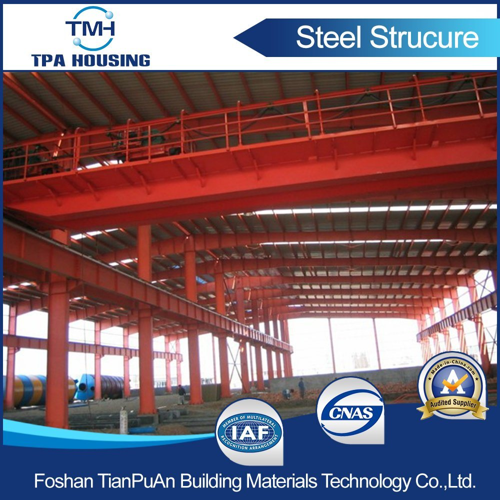 Fabrication Steel Structure Prefabricated House Building pictures & photos