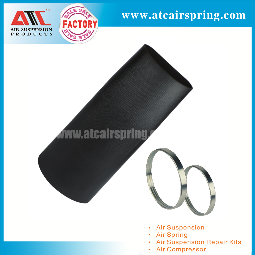 Rubber Sleeve and Metal Rings for W164 W251 Rear Air Suspension