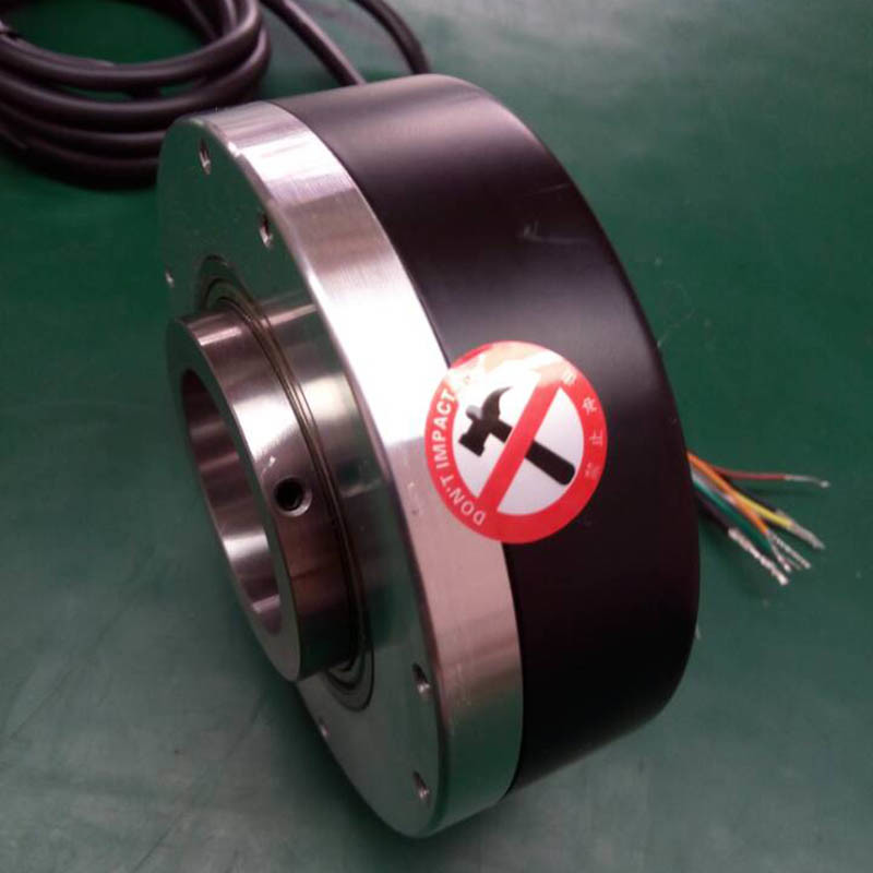 Incremental Hollow Shaft Type Rotary Encoder for Elevator pictures & photos