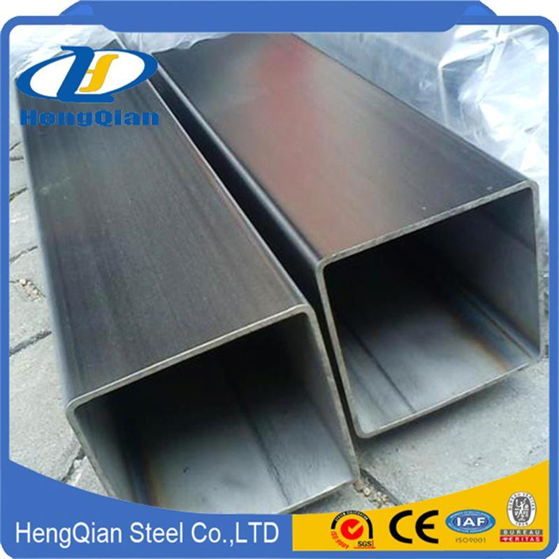 ASTM 201 202 304 316 2b Ba Stainless Steel Square Pipe
