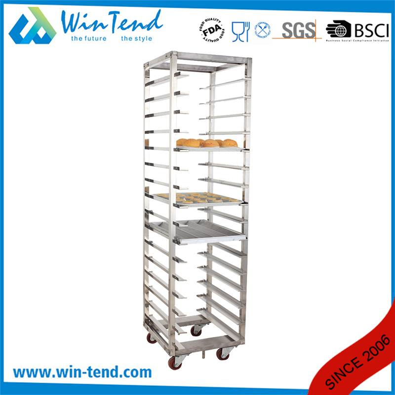 Designed Manufactory Professional Rotary Oven Cabinet Trolley with Checking Window pictures & photos
