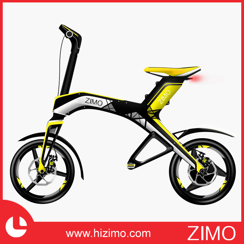 Factory Price Best-Selling Cheap Folding Electric Bike