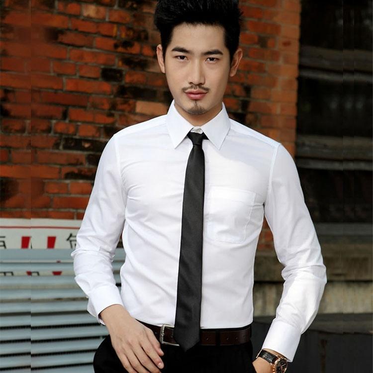 Hot Item Men S Business White Office Bespoke Shirt