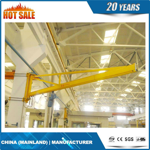 270 Degree Wall Mounted Jib Crane