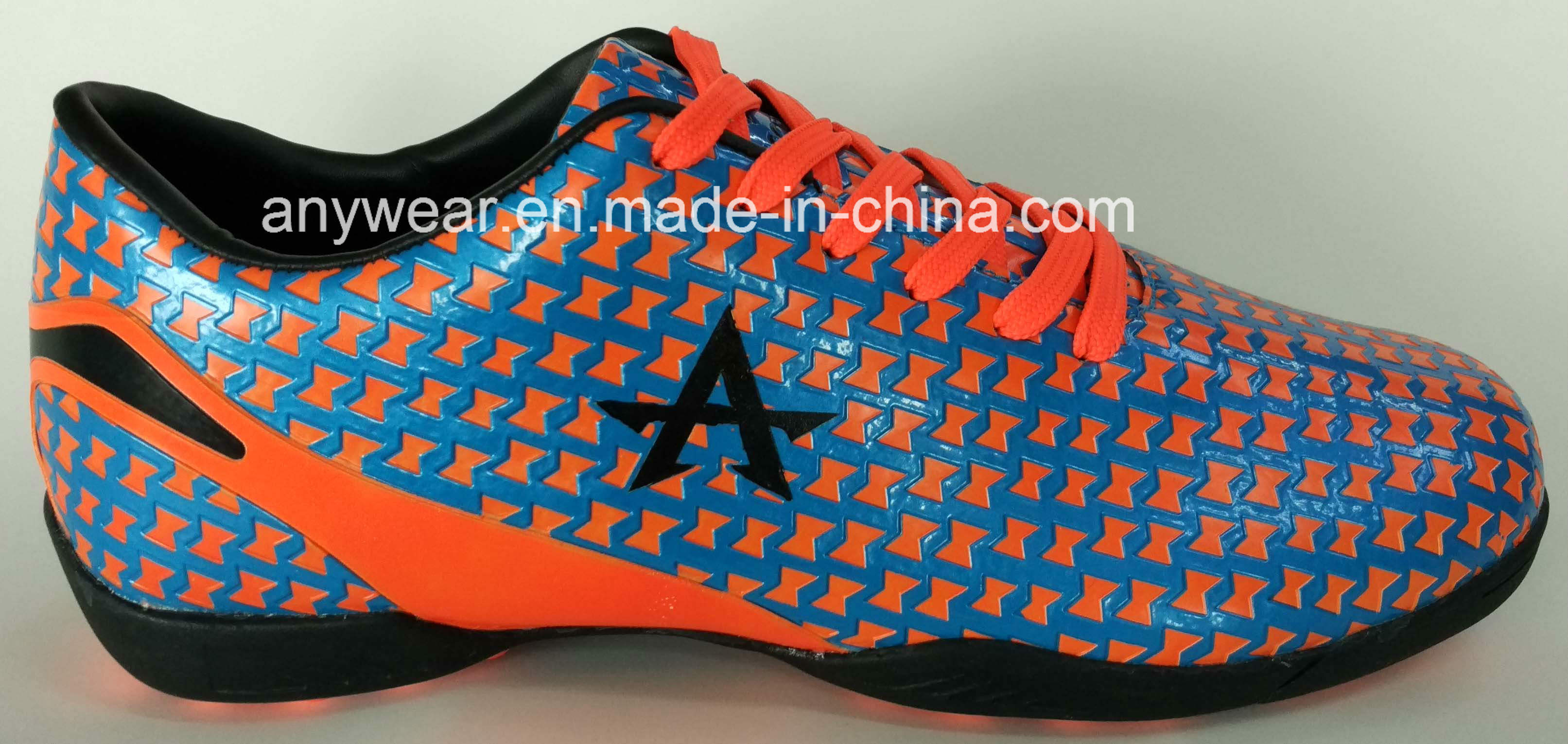 13d8595a6 China Football Soccer Footwear Outdoor Rubber Futsal Outsole Turf Shoes  (817-173T) - China Shoes