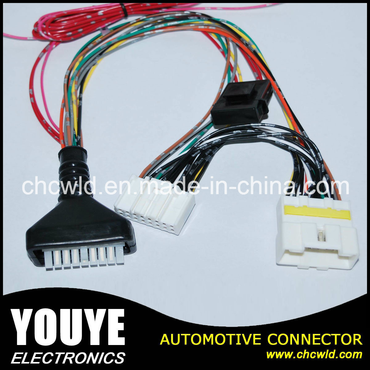 China Oem Factory Power Window Auto Wire Harness For S Cross