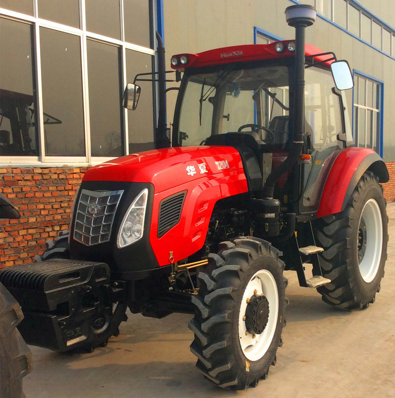 73.5kw/100HP Farm Tractor with F16+R8 Shuttle Gear Shift