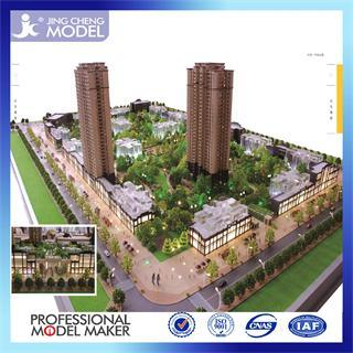 china architectural model kits scale model miniature city models
