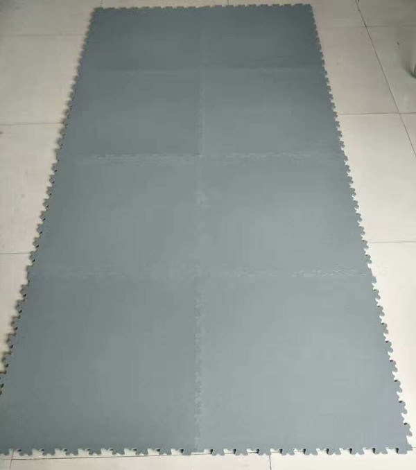 China Interlocking Fortelock Pvc Esd And Conductive Floor Tiles For