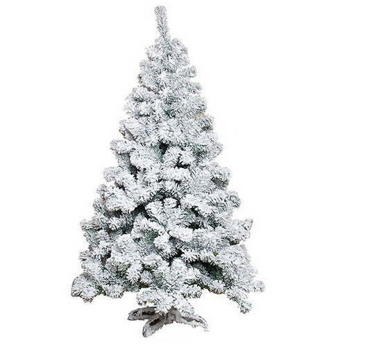 Pvc Christmas Trees.Hot Item Flocked Snowing Pvc Artificial Christmas Trees With 9 Sizes