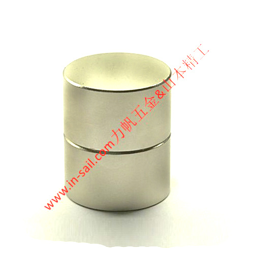 NdFeB Cylinder Magnets in China