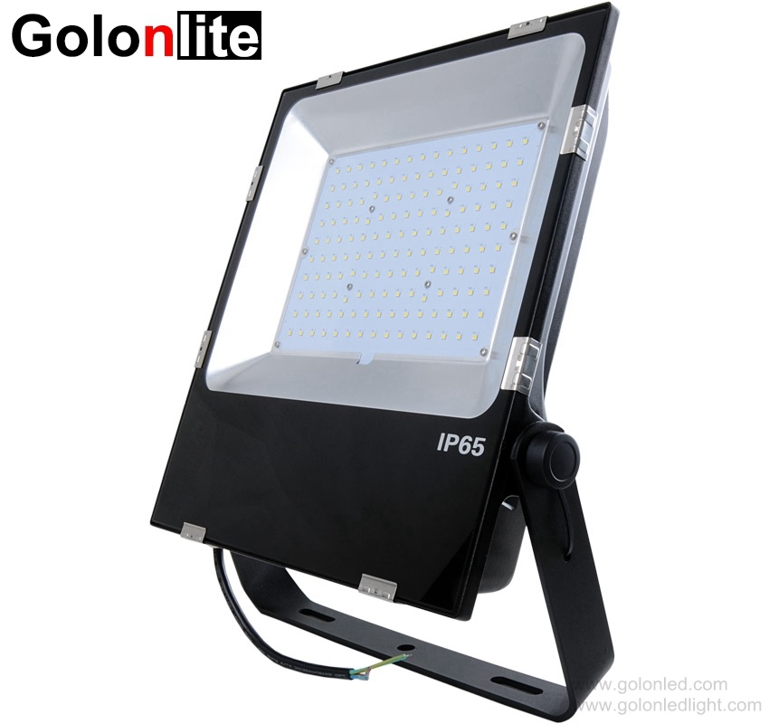 50w Led Flood With Photocell: China Dimmable Daylight Photocell Sensor Flood Lights 200W