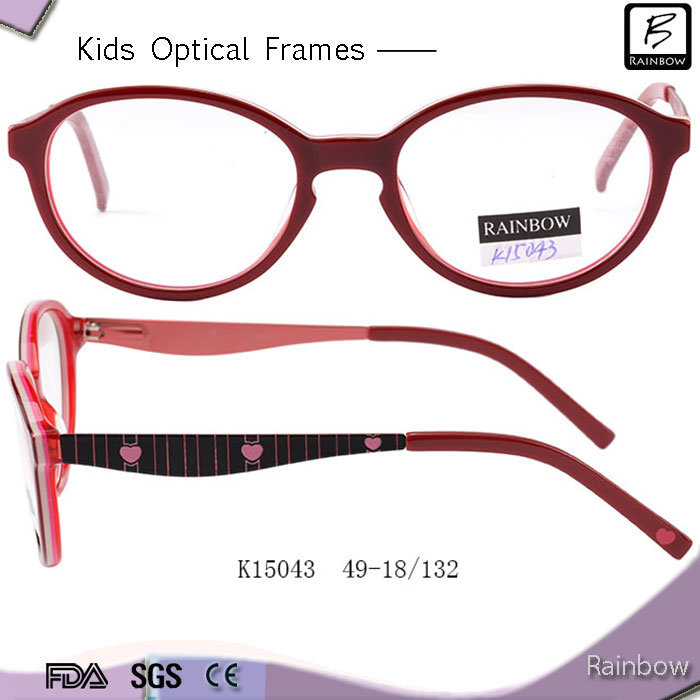 China Latest Glasses Frames for Girls with Factory Price (K15043 ...