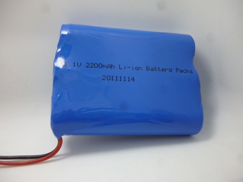 Image result for 3S1P 2200mAh   battery pack
