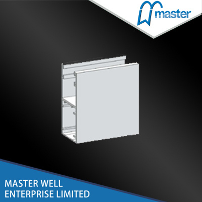 Aluminum Extrusion Guide Rail for Roller Shutter
