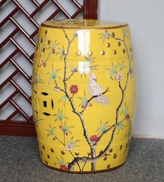 Merveilleux Chinese Porcelain Garden Stool