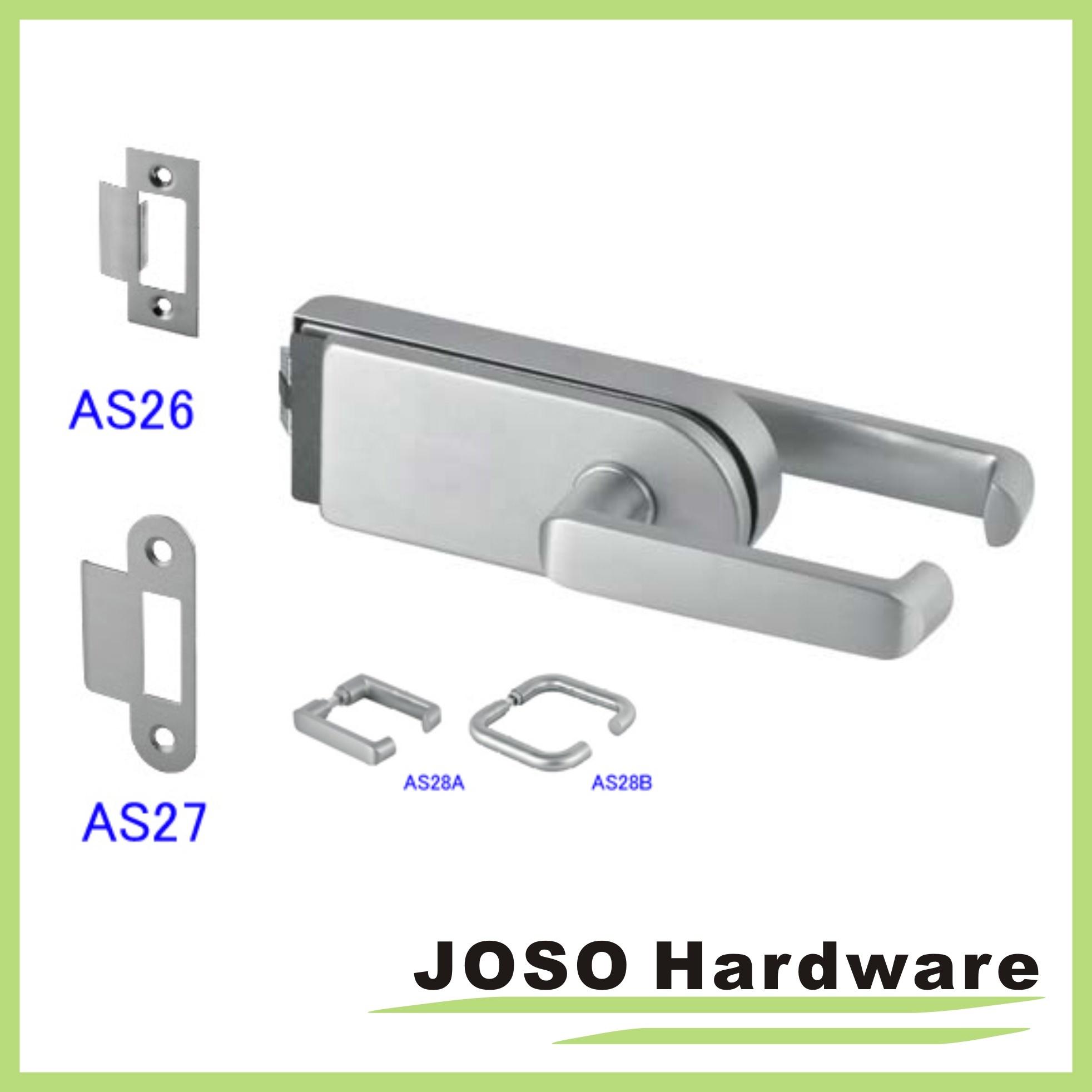 China Glass Hardware Sliding Glass Door Lock Dowel Gdl018b 1