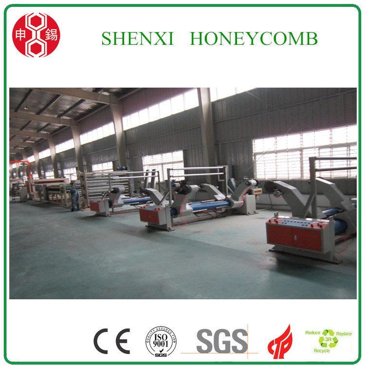 Hcm-1600 High Speed Full-Automatic Honeycomb Core Machine
