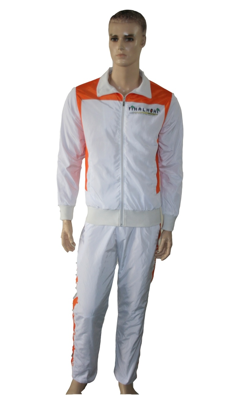 Healong Fashion Design High Quality Jacket Tracksuits pictures & photos