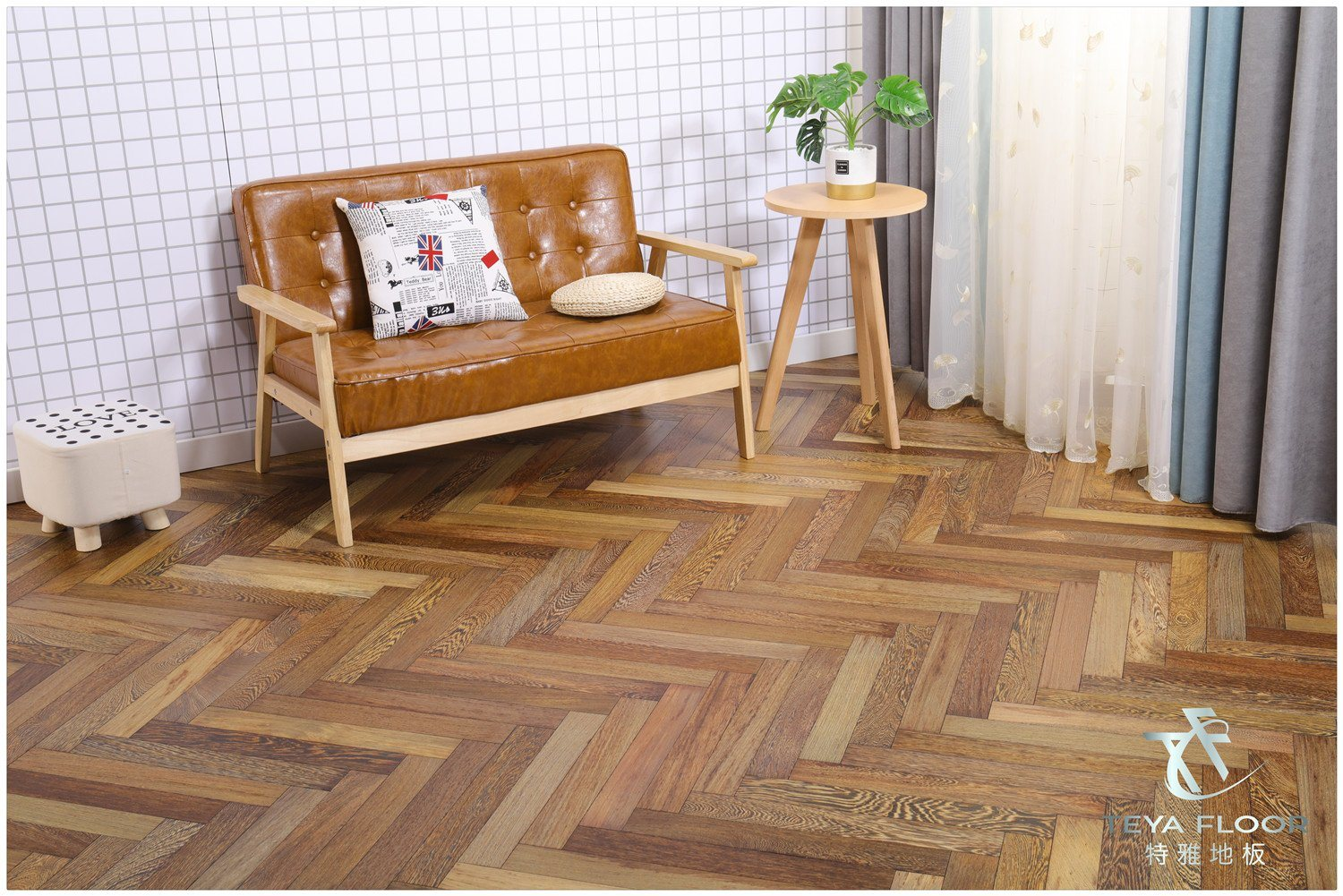 Wenge Oak Solid Wood Flooring [hot item] wenge engineered wood flooring, herringbone, t&g, timber flooring