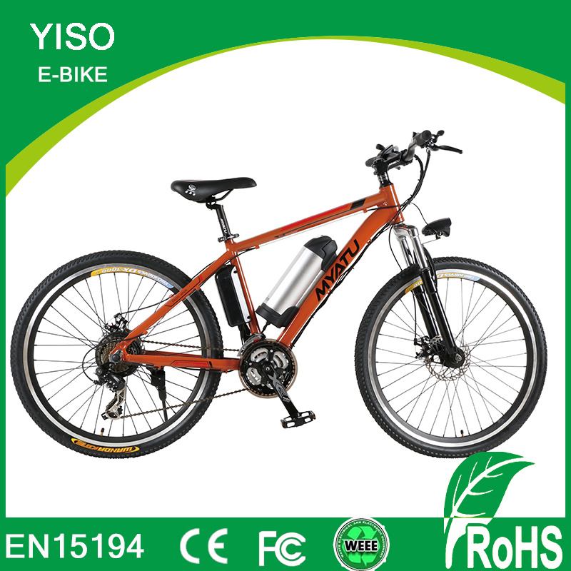 Electric Bicycle Reviews >> Hot Item 26 Inch Mountain Electric Bike Reviews For Myatu Brand