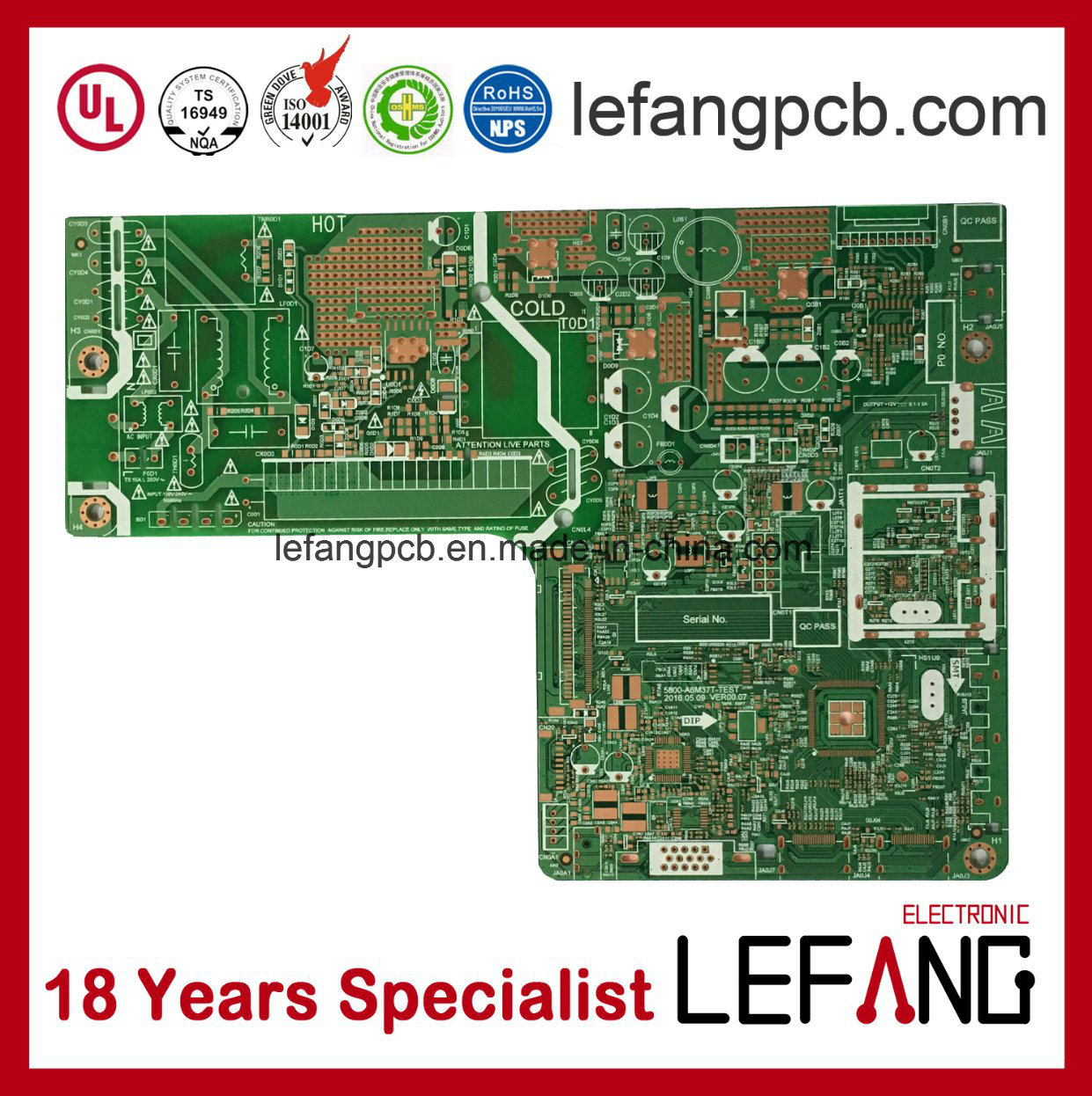 China Automotive Fm Radio Pcb Board Manufacturer Printed Circuit Pcba