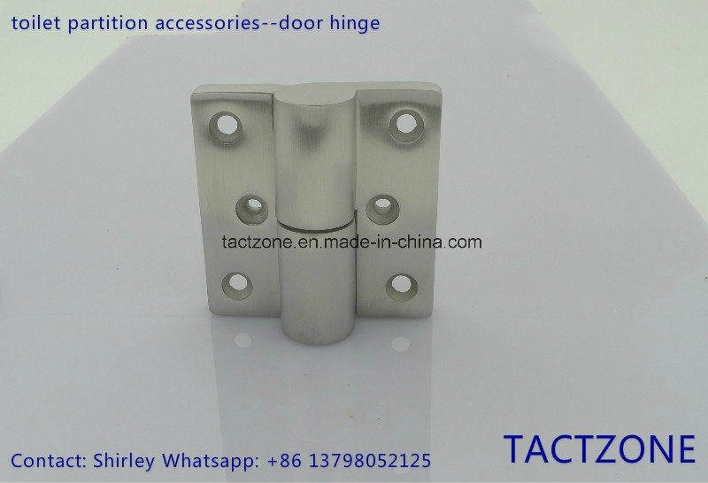 Best Quality 304 Ss Toilet Cubicle Partition Hardware Door Hinge pictures & photos
