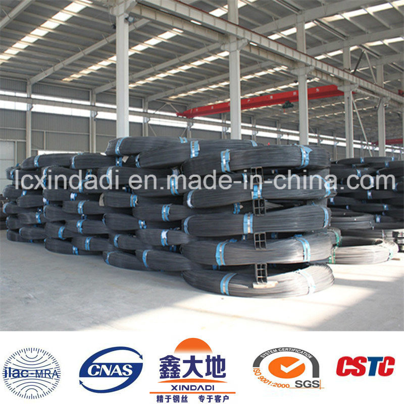 China High Tensile Hard Drawn Steel Wire for Precast Concrete ...