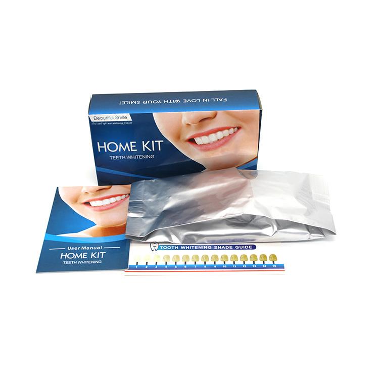 China Teeth Whitening Home Kit With Bleaching Led Light China