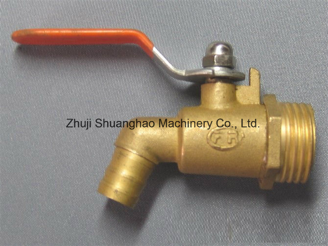 Brass Tiny Ball Valve Gas Valve pictures & photos